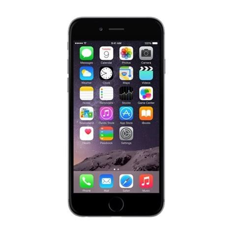 lte mobile phone apple pre owned iphone 6 4g lte with 64gb memory cell