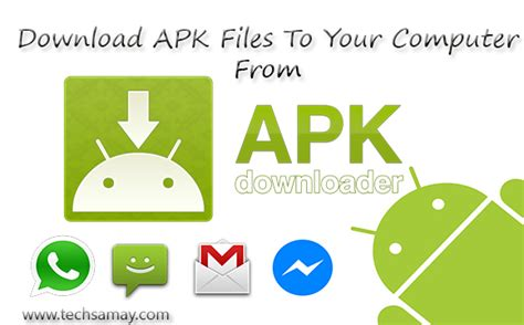 what does apk android apk file from play store