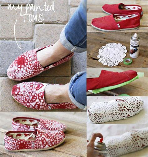 Make Your Own Shoes by Diy Designer Shoes Project You Can Make All For Fashions