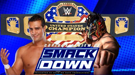 Watch Wwe Smackdown Live 20th September 2016 Wwe Smackdown 1 14 2016 Review Live Tables Match Us Title Match More Call In Sound Off