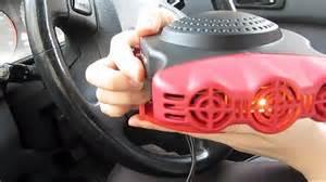 12 volt car heater