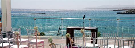 arrecife gran hotel perfect weddings