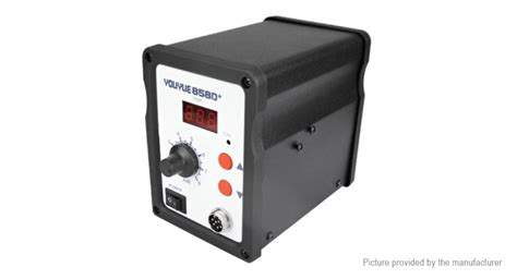 Diskon Blower Solder Uap 858d Digital 26 49 youyue 858d 220v 700w esd soldering station led digital smd solder blower us