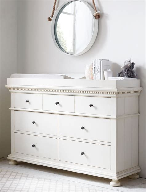 White Dresser And Changing Table 1000 Ideas About Changing Table Dresser On Changing Tables Changing Table With
