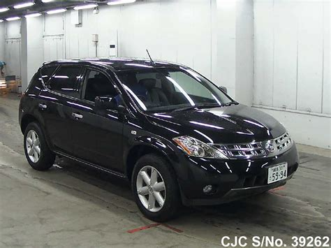 murano nissan black 2006 nissan murano black for sale stock no 39262