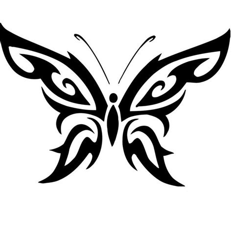simple vinyl tattoo 25 best tattoo images on pinterest tribal butterfly