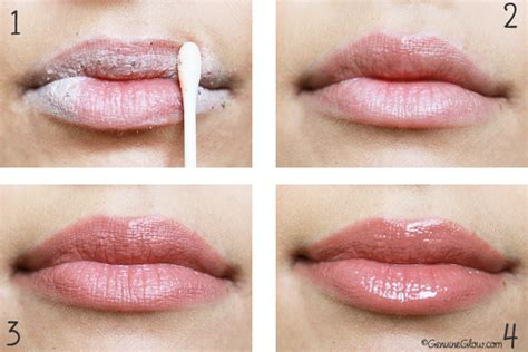 Lipstik Maybelline Ombre lipstick makeup step by step saubhaya makeup