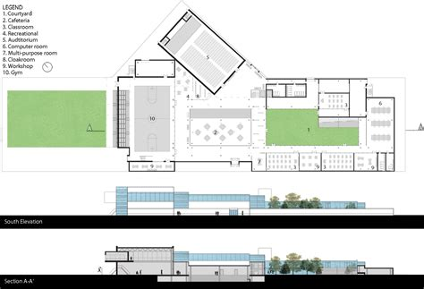 design concept for youth center youth center design lin