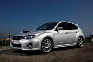 Subaru At Saying Goodbye To The Subaru Wrx Sti At The Isle Of