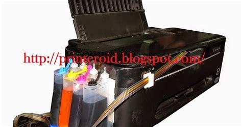 Tinta Epson T13 cara mengatasi cartridge printer epson t13 tidak bergerak printer oid
