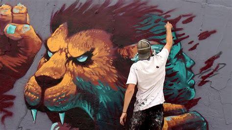 contoh grafiti gambar jam   contoh