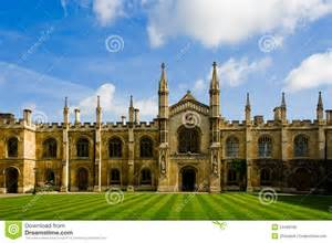 the famous architecture in cambridge university royalty free stock photos image 24498708