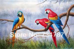 Parrot Decorations Home Popular Drawing Wildlife Buy Cheap Drawing Wildlife Lots From China Drawing Wildlife Suppliers