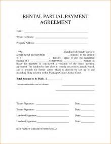 Rent Payment Agreement Template 5 Rent Agreement Form Printable Receipt
