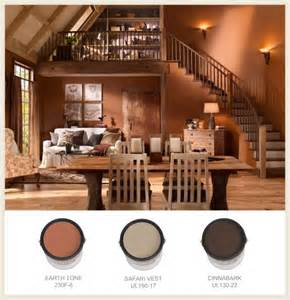 terracotta orange wall color terracotta walls are a warm accompaniment to hardwood floors and