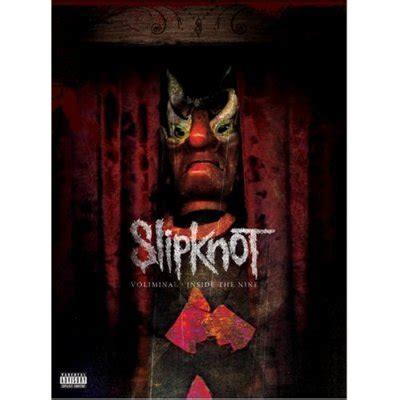 slipknot mp slipknot voliminal inside the nine mp3 album mp3 album