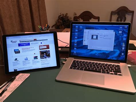 How To Dual Screeens From Mba To External Monitor by Want To Turn Your Into An External Display For