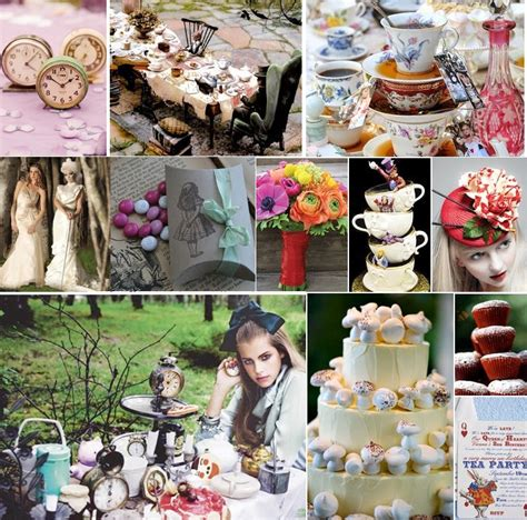 themed party alice in wonderland your wedding support get the look alice in wonderland