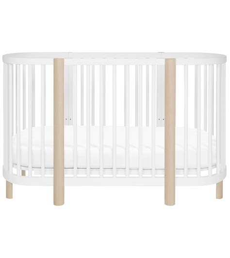 Babyletto Hula Convertible Oval Crib Mini Bassinet Convertible Bassinet To Crib