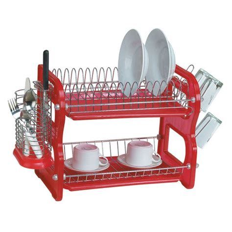 Two Tiered Dish Rack by Two Tier Dish Rack Ideas