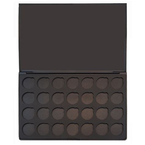 what color is magnetic morphe 28 color magnetic palette acc3 morphe brushes