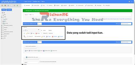 membuat database dengan netbean ridhan rc membuat koneksi database mysql dengan java netbeans