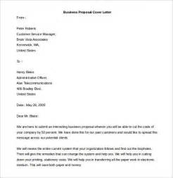 sle of business cover letter business cover letter