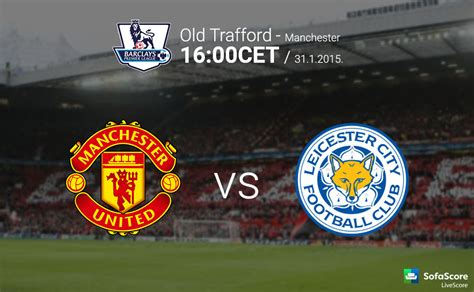 Sofa Without Back by Manchester United Vs Leicester City Match Preview