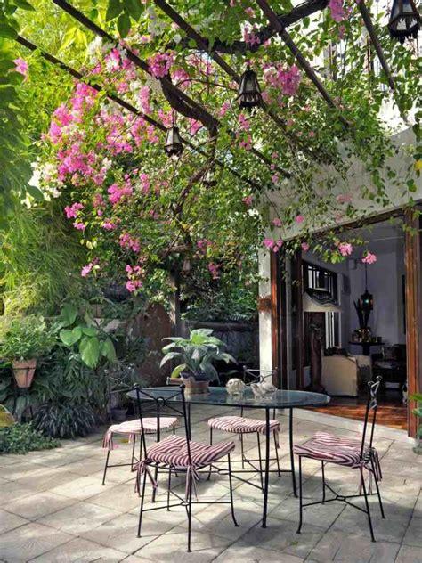 Plantes Grimpantes Pour Pergola plantes grimpantes pour pergola 20 id 233 es romantiques
