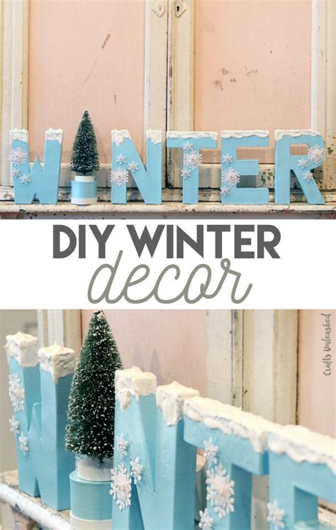 diy winter crafts 17 best images about crafting the winter blues away on fingerprints for and