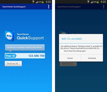 teamviewer quicksupport apk qs add on huawei apk version teamviewer quicksupport addon huawei