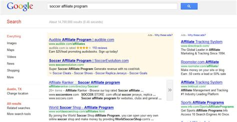 Search Affiliate Search Engines Make Money With Affiliate Marketing