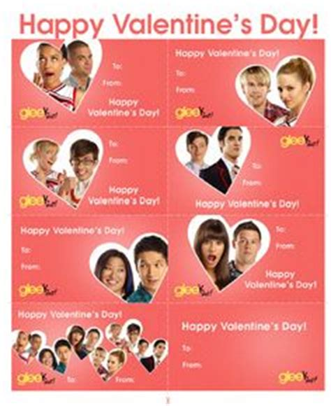valentines cast 1000 images about glee all seasons on glee