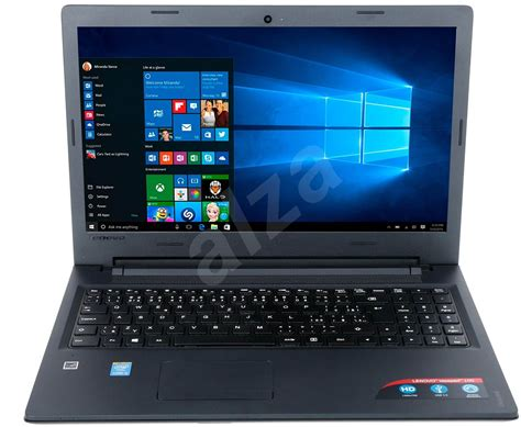 Laptop Lenovo Ideapad 100 15ibd lenovo ideapad 100 15ibd black notebook alzashop