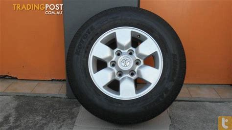 Toyota Wheels For Sale Toyota Hiace Srg 15 Inch Alloy Wheels For Sale In Carramar