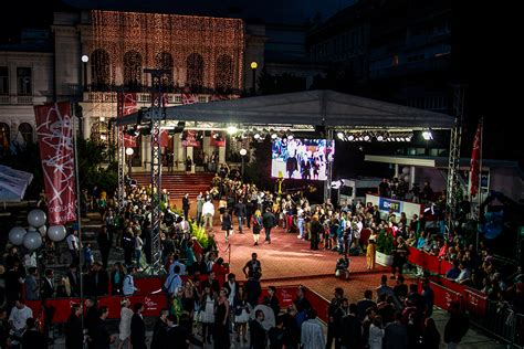 recommended film festivals the best photo of the sarajevo film festival sarajevo