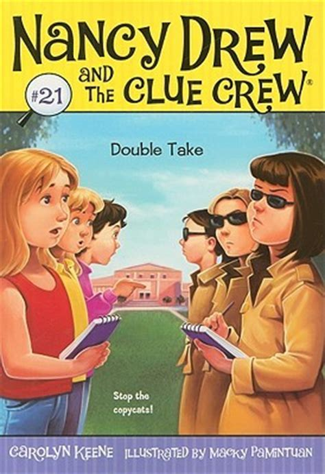 the take books take nancy drew and the clue crew 21 by carolyn
