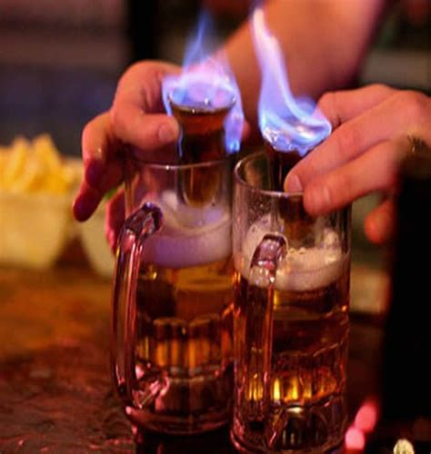 flaming dr pepper how about another round pinterest