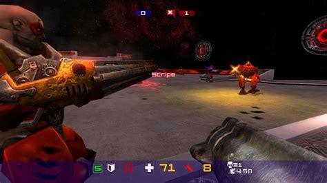 quake ii xbox 360 gameplay quake arena arcade