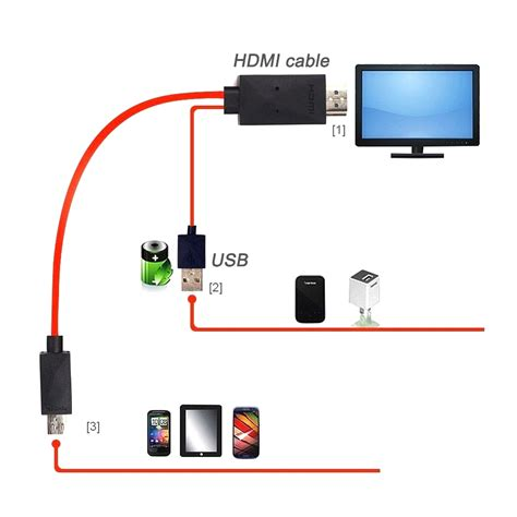 otg wiring diagram otg cable samsung