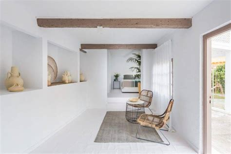 decoration espagnole maison vibrations boho dans cette maison d un designer espagnol