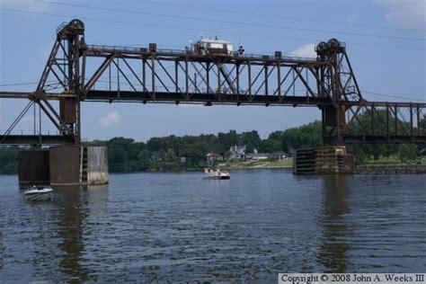 swinging ottawa ottawa rail bridge ottawa il