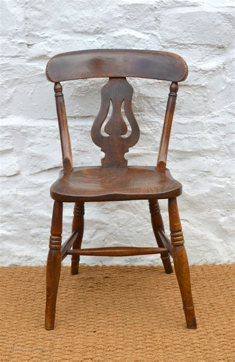 pretty bedroom chairs pretty 19thc elm bedroom chair antiques atlas