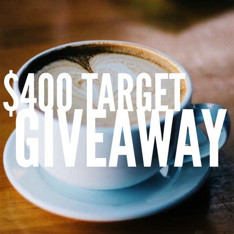 Target Giveaways - 400 target instagram giveaway