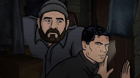 matthew rhys archer review archer season 6 episode 11 achub y morfilod