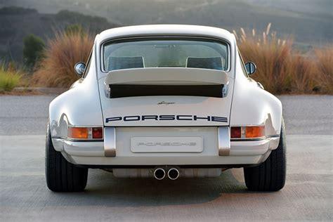 Singer Porsche Replica by Porsche 911 Hong Kong 2 By Singer Vehicle Design