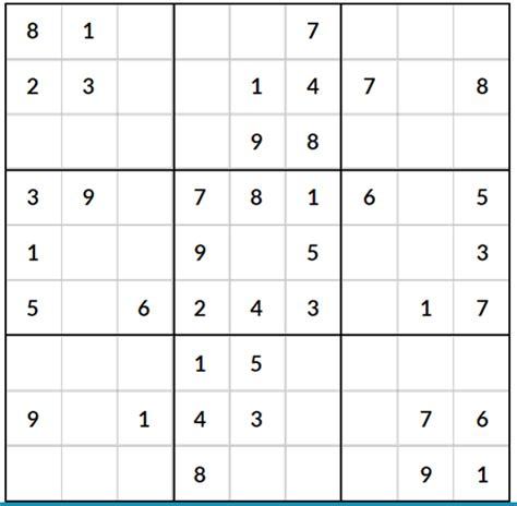 printable sudoku online printable sudoku puzzles 9 215 9 free online download free
