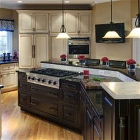 kitchen island designs with cooktop 1000 images about island cooktop on islands