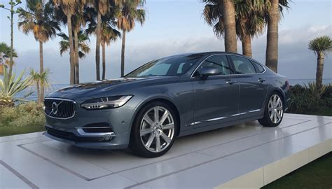 volvo sedan 2017 volvo s90 pricing and specifications 79 900 entry