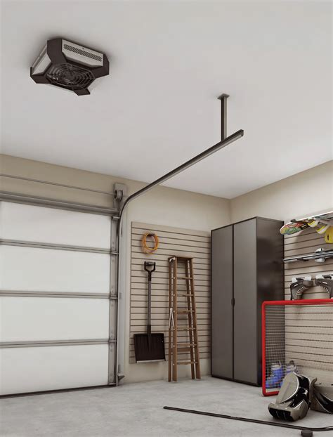 Heating A Garage by Electric Heat For Garages Installed Today